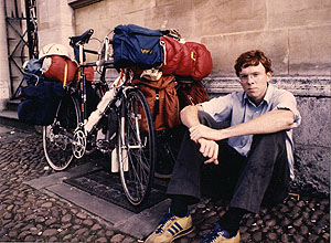 Summer's End: Me in Oxford, August 1980