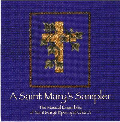 Saint Mary's Sampler CD Insert